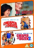Cheaper By The Dozen/ Cheaper By The Dozen 2/ Mrs Doubtfire [DVD]