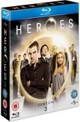 Heroes Season 3 [Blu-ray] [2008]