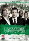 Law & Order Criminal Intent Season 4 [DVD] [2004]