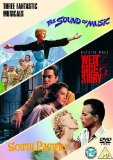 The Sound Of Music/ South Pacific/ West Side Story [DVD]