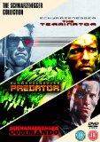 Terminator/ Predator/ Commando [DVD]