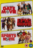 Date Movie/ Epic Movie/ Sports Movie [DVD]