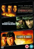 Enemy At The Gates/ Windtalkers/ Hart's War [DVD]