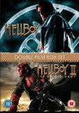Hellboy/Hellboy 2 - The Golden Army [DVD] [2004]