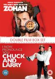 You Don't Mess With The Zohan/I Now Pronounce You Chuck And Larry  [2007] DVD