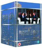 Boston Legal - Series 1-5 - Complete [DVD]