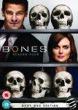 Bones - Series 4 - Complete [DVD]