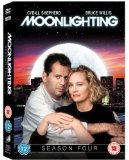 Moonlighting - Series 4 - Complete [DVD] [1988]