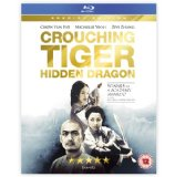 Crouching Tiger Hidden Dragon [Blu-ray] [2000]