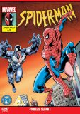 Spider-Man - The New Animated Series 1 Vol.1 And 2 [DVD] [1995]
