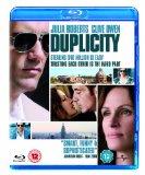 Duplicity [Blu-ray] [2009]
