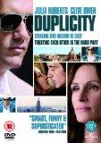 Duplicity [DVD] [2009]