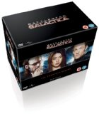 Battlestar Galactica - The Complete Series  [2009] DVD