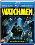 Watchmen (2 Disc + Digital Copy - Exclusive to the UK) [Blu-ray] [2009]