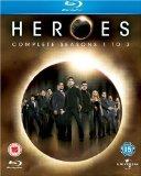 Heroes Seasons 1-3 [Blu-ray]