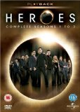 Heroes Seasons 1-3 [DVD]