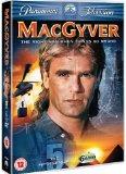 MacGyver - Series 5 - Complete [DVD]