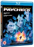 Paycheck [Blu-ray] [2003]