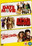 Meet The Spartans/Epic Movie/Date Movie [DVD]