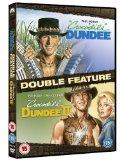 Crocodile Dundee/Crocodile Dundee 2 [DVD] [1986]