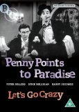 Penny Points To Paradise/Let's Go Crazy [DVD] [1951]