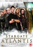 Stargate Atlantis - Season 5 - Complete [DVD] [2009]
