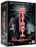 Death Note Complete Box Set DVD