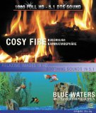 Cosy Fire Blue Waters [Blu-ray]