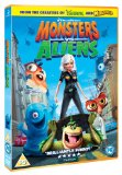 Monsters vs Aliens [DVD]