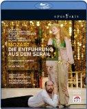 Mozart: Die Entfuhrung aus dem Serail (Blu-Ray) [DVD] [2008]