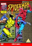 New Spiderman 1995 - Season 2, Volumes 1 & 2 [DVD]