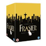 Frasier - Series 1-11 - Complete  [1993] DVD