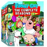 Family Guy - Complete Seasons 1-8 [DVD]