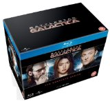 Battlestar Galactica - The Complete Series [Blu-ray] [2009]