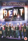 Rent - Filmed Live On Broadway [DVD] [2009]