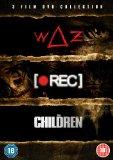 Horror Triple - The Children/WAZ/Rec [DVD]