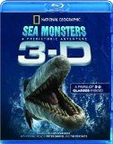Sea Monsters: A Prehistoric Adventure (National Geographic) [Blu-ray] [2007]