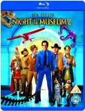 Night At The Museum: Battle Of The Smithsonian (with Bonus Digital Copy) [Blu-ray] [2009]