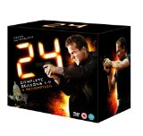 24 - Complete Season 1-7 (Plus 24 - Redemption) DVD