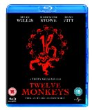 Twelve Monkeys [Blu-ray] [1995] Blu Ray