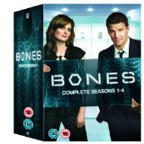 Bones - Seasons 1-4 - Complete [DVD]