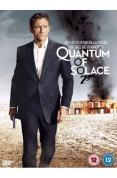 Quantum of Solace [DVD]