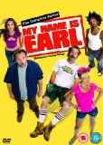 My Name Is Earl - Seasons 1-4 DVD
