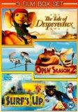 The Tale Of Despereaux / Open Season 2 / Surf's Up [DVD]