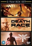 Wanted / Death Race / Doomsday [DVD] [2008]