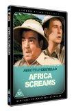 Abbott & Costello - Africa Screams In Colour [DVD] [1949]