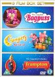 Bagpuss Complete Series / Clangers Series 1 / Trumpton Complete Series [DVD]