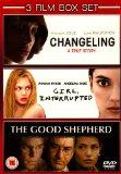 Changeling / Girl, Interrupted / The Good Shepherd [DVD]