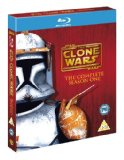 Star Wars - The Clone Wars - Series 1 - Complete [Blu-ray]