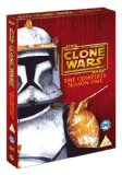 Star Wars - The Clone Wars - Series 1 - Complete [DVD]
